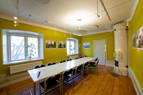Gröna rummet, Fittja gård 2014