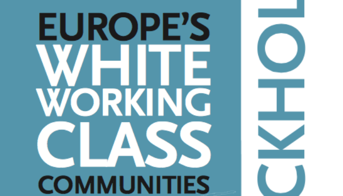 White Working Class Communities