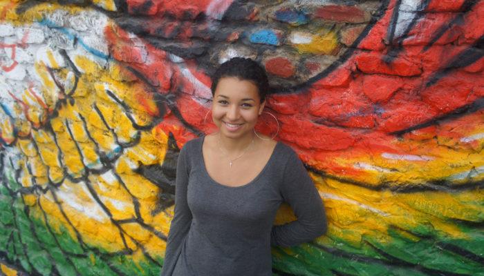 Viktoria Nguema, årets mottagare av K P Arnoldsonpriset