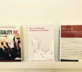 Tre böcker om Medelhavskrisen