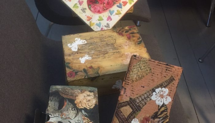 Mina minnen – en konstworkshop för äldre