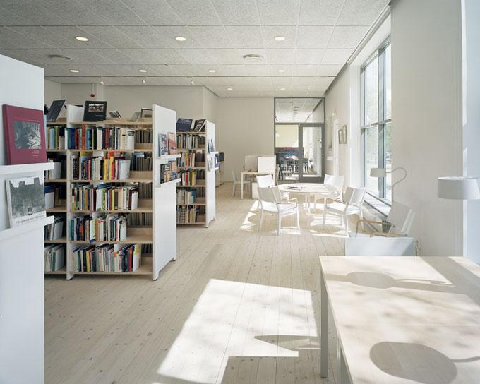 Biblioteket på Mångkulturellt centrum