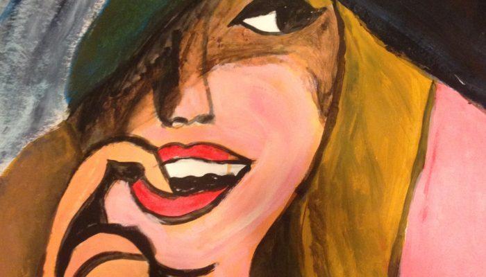 Ny omgång av den populära kursen Våga måla! – FULLBOKAD!