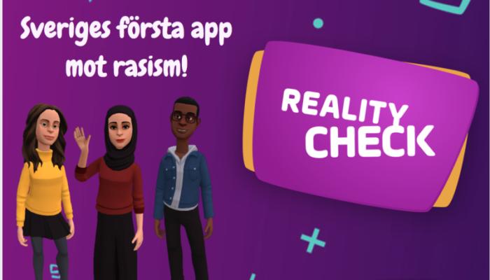 Ny app mot rasism