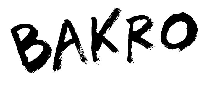Logga för Bakro