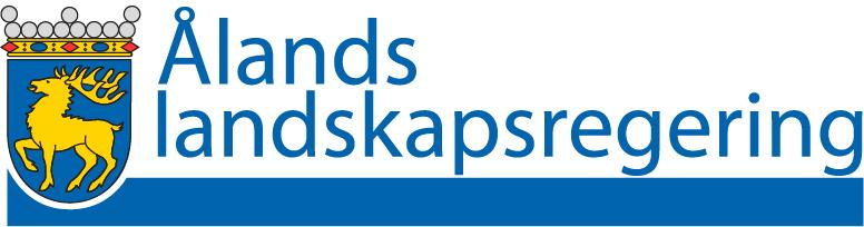 Ålands landskapsregering logga
