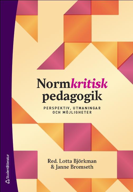 Bokomslag Normkritiks pedagogik