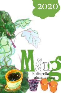 Omslag Mångkulturella almanackan 2020