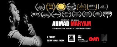 Filmaffisch för filmen Ahmad Maryam (2018)