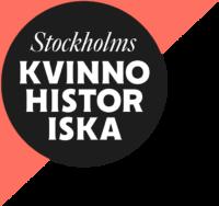 Logga för Stockholms kvinnohistoriska