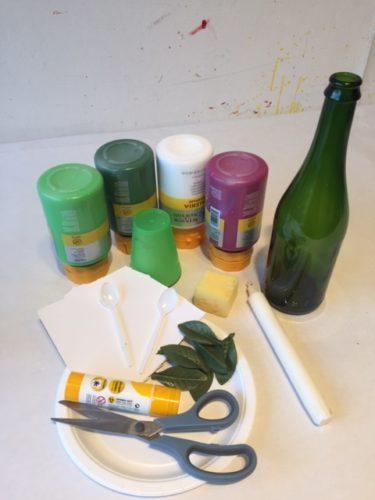 Material till hemmaskappande