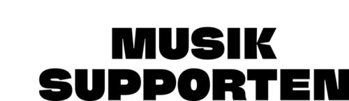 Logga Musiksupporten