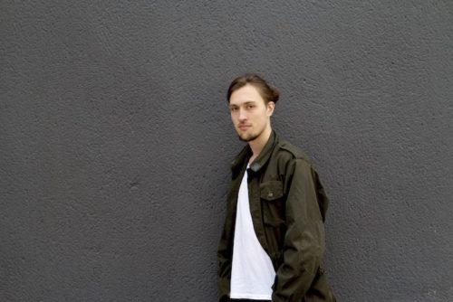Porträtt av Simon Revilla