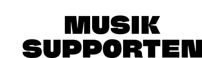 Puff för Musiksupporten